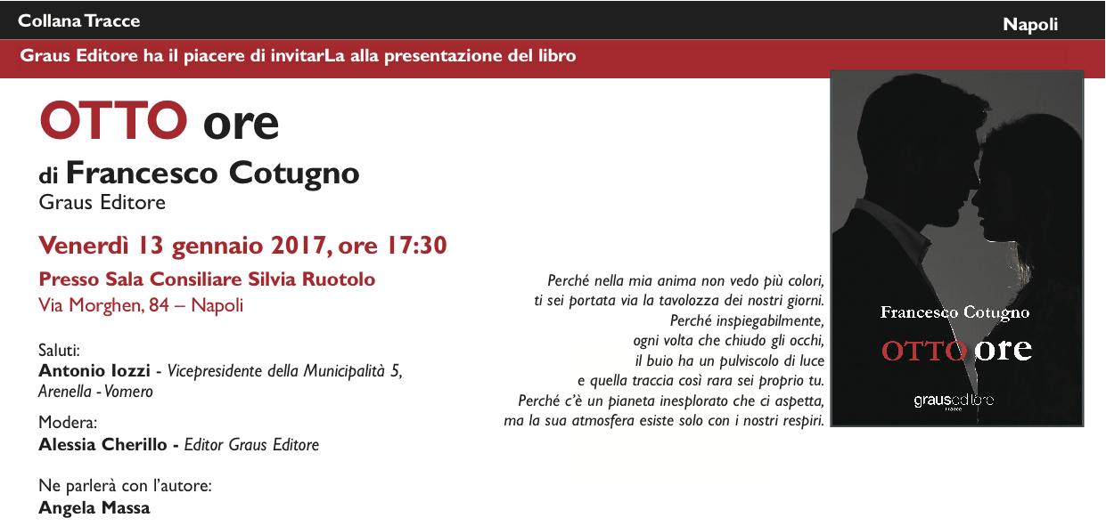 Presentazione Libro di Francesco Cotugno