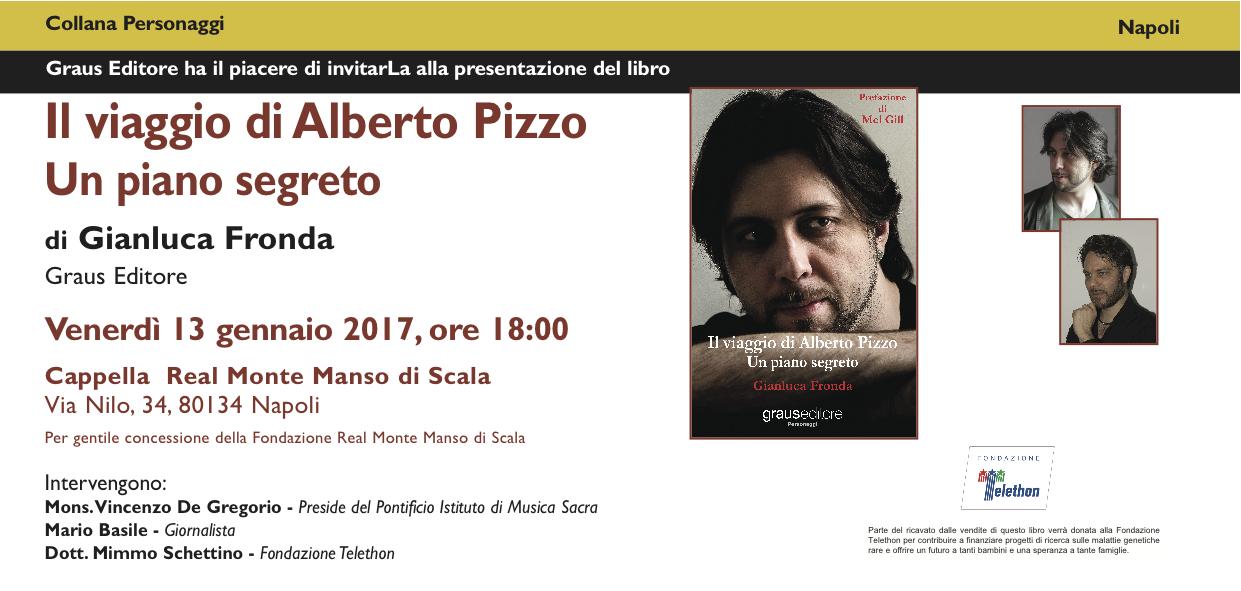 Presentazione libro di Gianluca Fronda